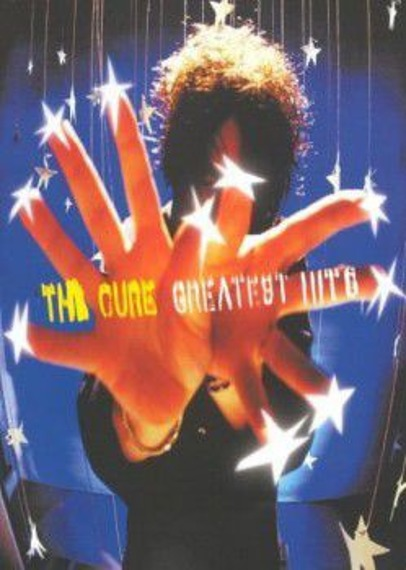 THE CURE : GREATEST HITS (DVD)