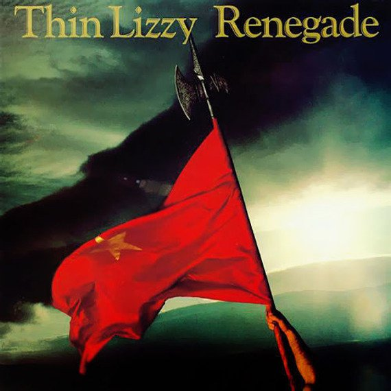 THIN LIZZY: RENEGADES (CD)