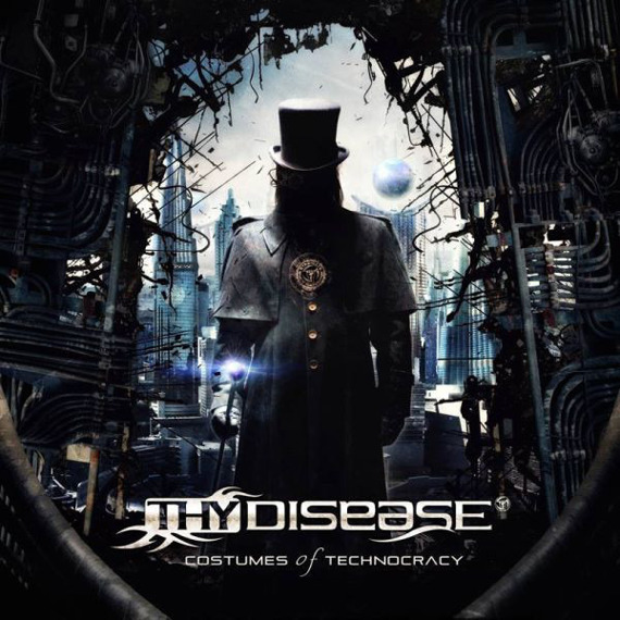 THY DISEASE: COSTUMES OF TECHNOCRACY (CD)
