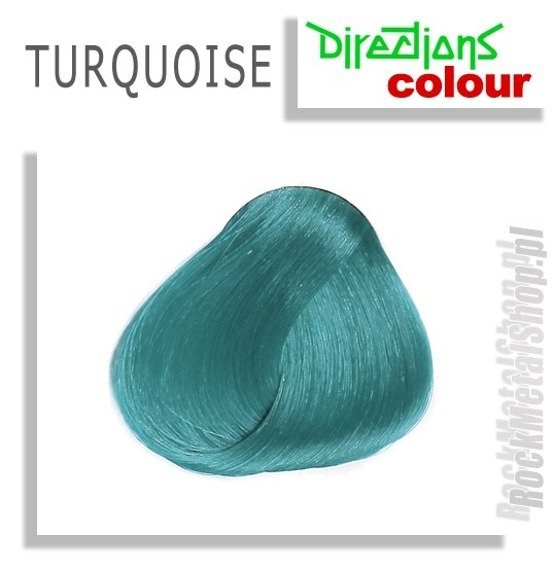 TONER DO WŁOSÓW TURQUOISE - LA RICHE DIRECTIONS