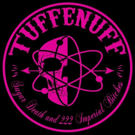 TUFF ENUFF: SUGAR, DEATH & 222 IMPERIAL BITCHES (CD)