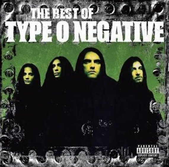 TYPE O NEGATIVE: THE BEST OF TYPE O NEGATIVE (CD)