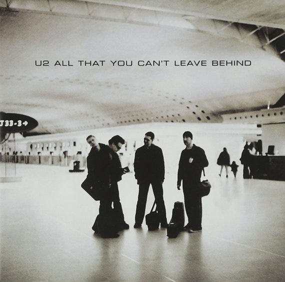 U2: ALL THAT YOU CAN'T LEAVE BEHIND (CD)
