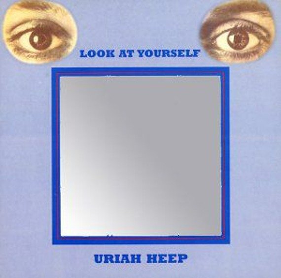 URIAH HEEP: LOOK AT YOURSELF (CD) REMASTER