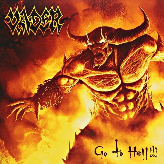 VADER: GO TO HELL (7EP  VINYL)