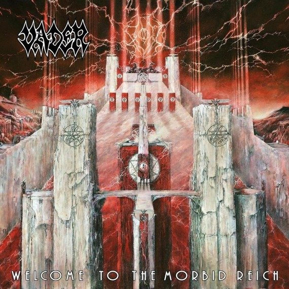 VADER: WELCOME TO THE MORBID REICH (CD) DIGIPACK