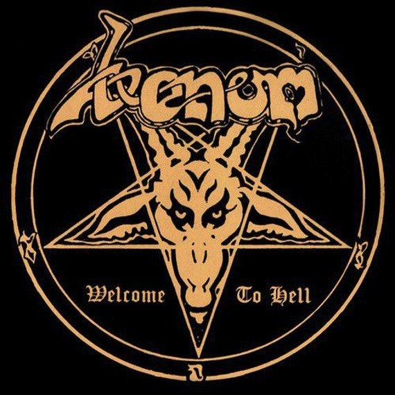 VENOM: WELCOME TO HELL (CD)