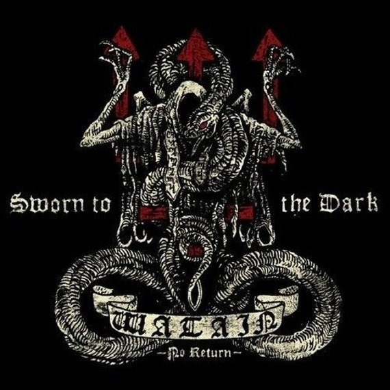WATAIN: SWORN TO THE DARK (CD)