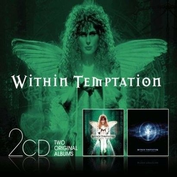 WITHIN TEMPTATION: MOTHER EARTH/ THE SILENT FORCE (2CD)