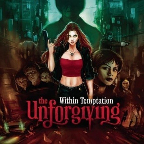 WITHIN TEMPTATION: THE UNFORGIVING (CD)