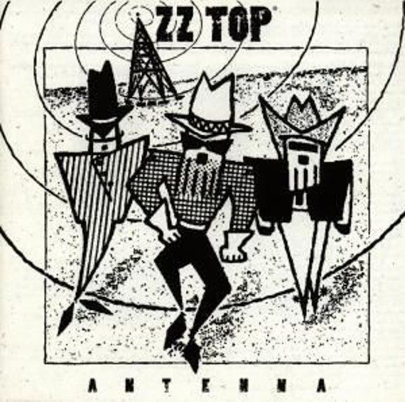 ZZ TOP: ANTENNA (CD)