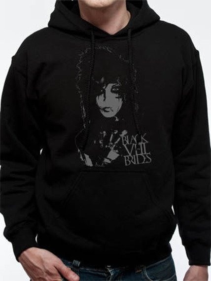 bluza BLACK VEIL BRIDES - ANDY SIX ,z kapturem