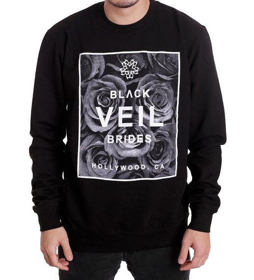 bluza BLACK VEIL BRIDES - BLACK BOX, bez kaptura