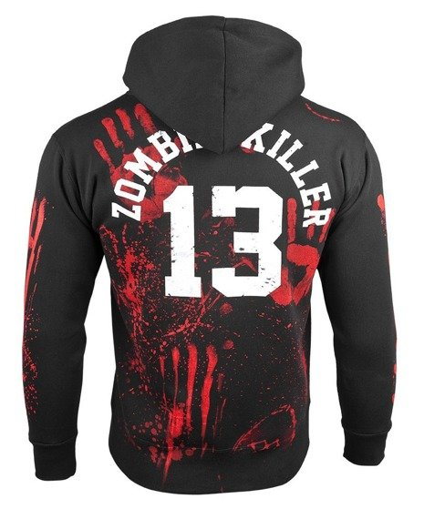 bluza DARKSIDE - ZOMBIE KILLER 13