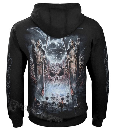 bluza GATES OF DESTINY, kangurka z kapturem