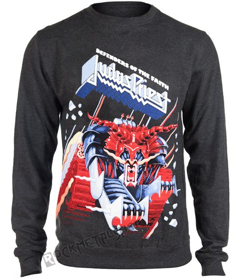 bluza JUDAS PRIEST - DEFENDERS F THE FAITH, bez kaptura