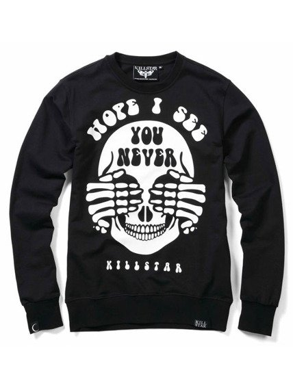 bluza KILL STAR - NEVER, bez kaptura