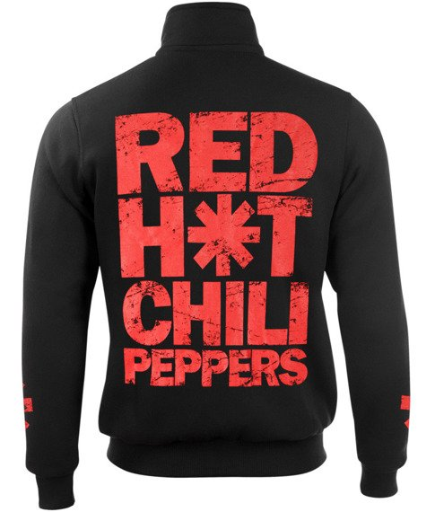 bluza RED HOT CHILI PEPPERS stójka, rozpinana