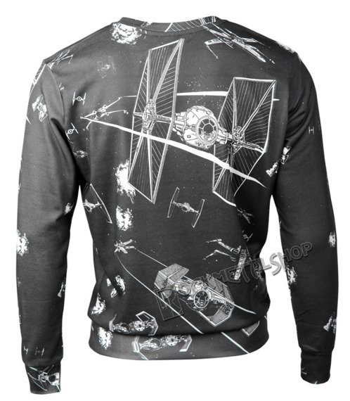 bluza STAR WARS - FIGHTERS, bez kaptura