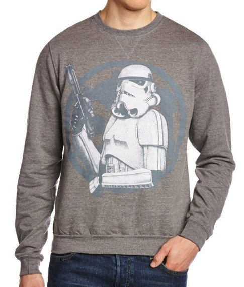 bluza STAR WARS - TROOPER, bez kaptura