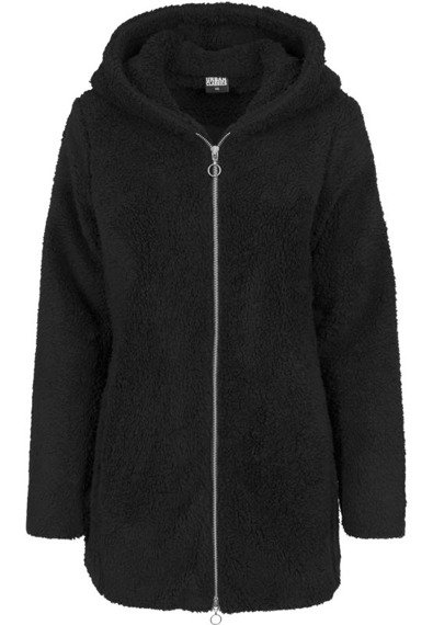 bluza damska LADIES SHERPA JACKET,rozpinana z kapturem