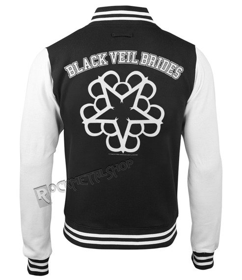 bluza/kurtka BLACK VEIL BRIDES - SCHOOL OF BVB , rozpinana