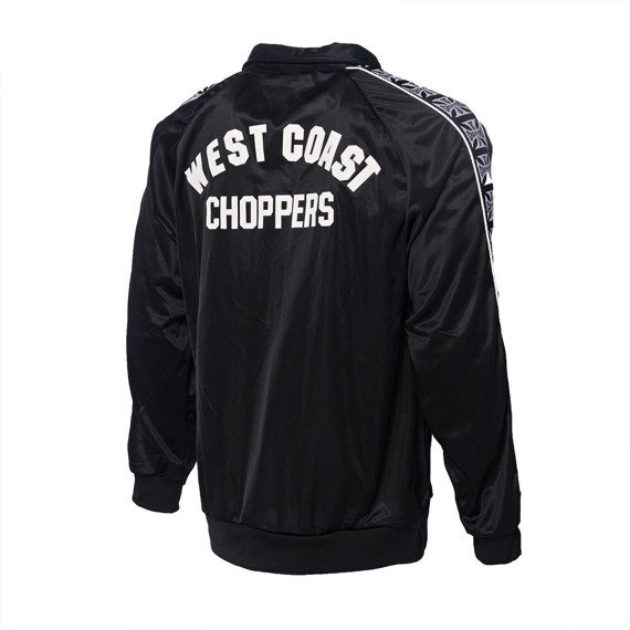 bluza rozpinana WEST COAST CHOPPERS - TRACKSUIT JACKET, stójka rozpinana