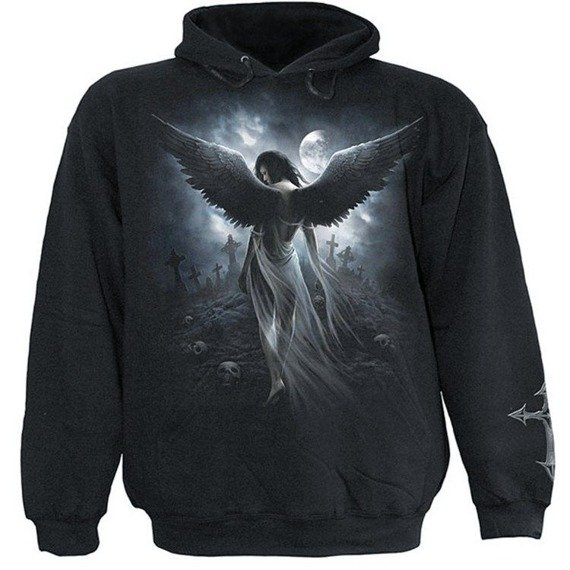 bluza z kapturem ANGEL LAMENT