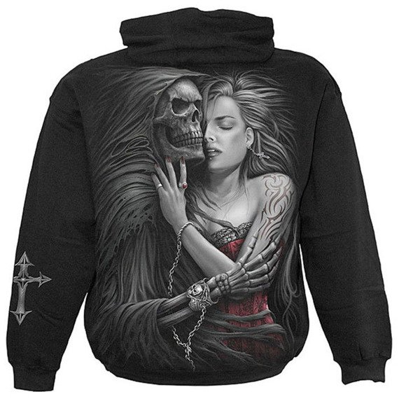 bluza z kapturem DEATH EMBRACE