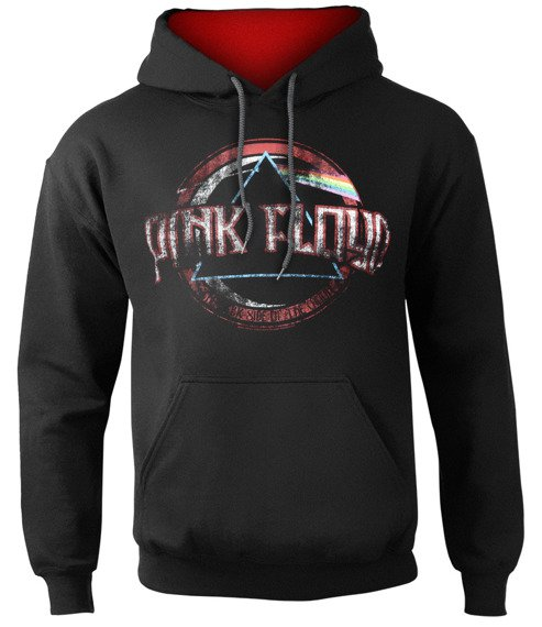 bluza z kapturem PINK FLOYD - DARK SIDE OF THE MOON NEW LOGO