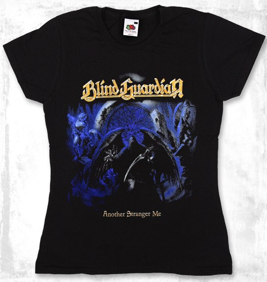 bluzka damska BLIND GUARDIAN - ANOTHER STRANGER ME