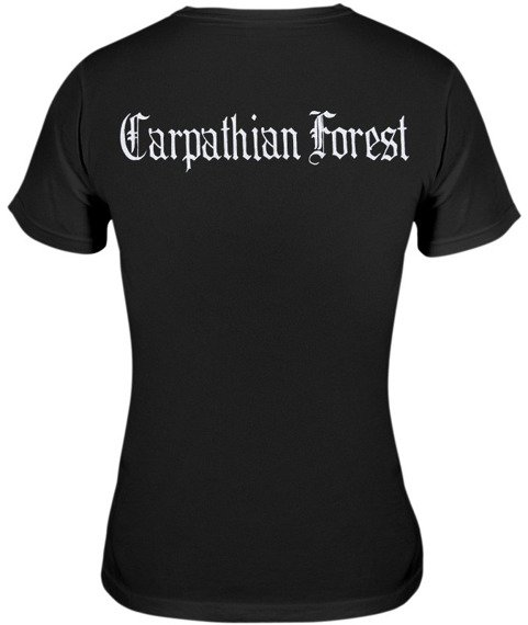 bluzka damska CARPATHIAN FOREST - WE'RE GOING TO HELL FOR THIS