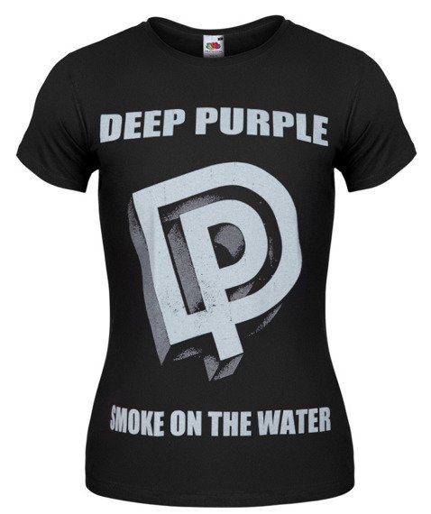 bluzka damska DEEP PURPLE - SMOKE ON THE WATER