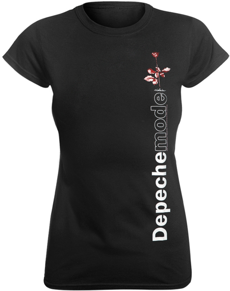 bluzka damska DEPECHE MODE - VIOLATOR SIDE ROSE