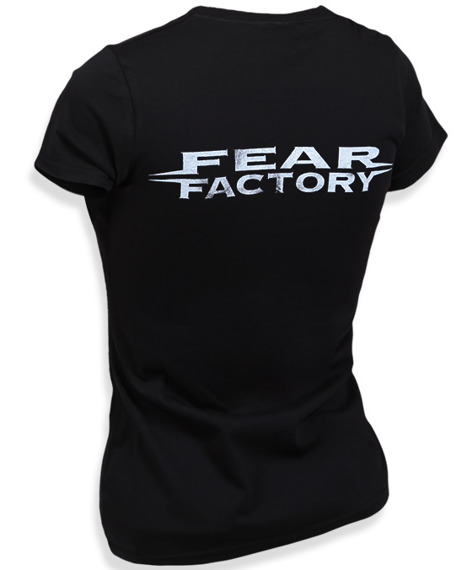 bluzka damska FEAR FACTORY - MECHANIZE