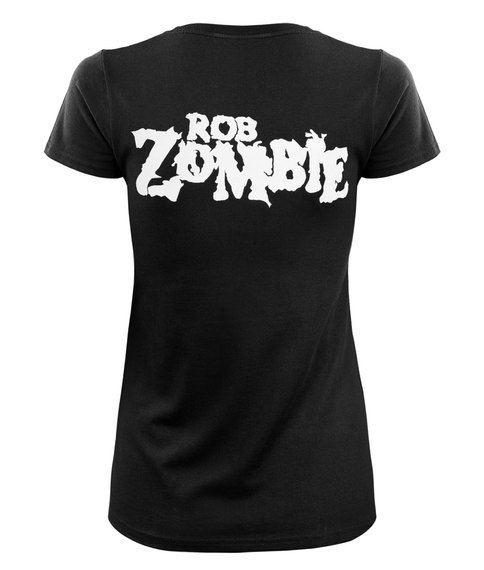 bluzka damska ROB ZOMBIE - IT'S A DEADLY NIGHTMARE!