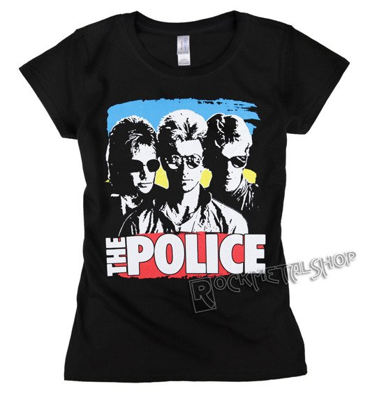 bluzka damska THE POLICE - GREATEST
