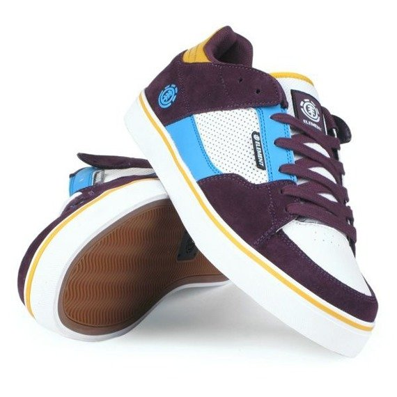 buty ELEMENT - GLT 2 (PLUM/CYAN)