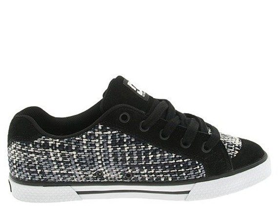 buty damskie DC- CHELSEA (CARBON)