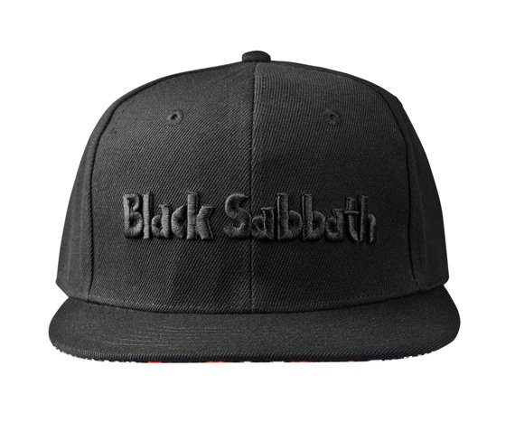 czapka BLACK SABBATH - LOGO AND DEMON