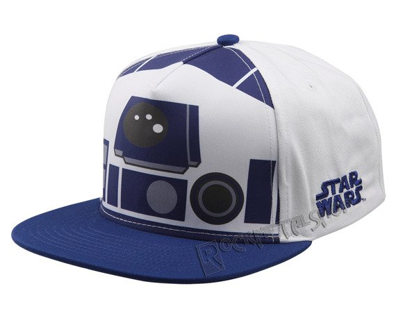 czapka STAR WARS - R2D2
