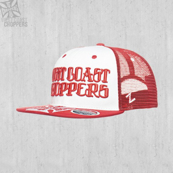 czapka WEST COAST CHOPPERS - CLUTCH LOGO