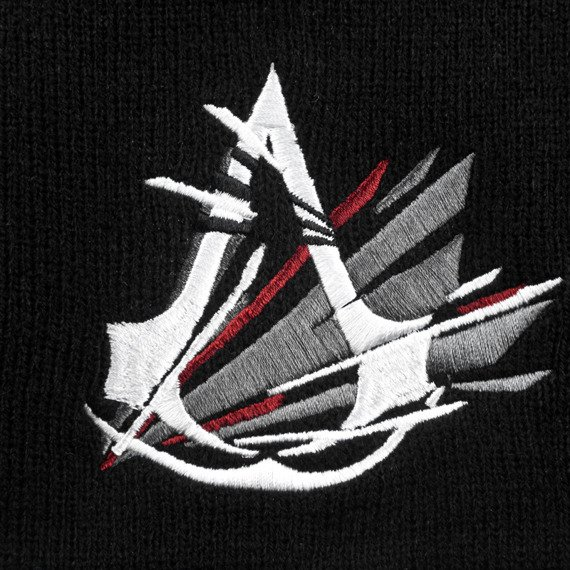 czapka zimowa ASSASSINS CREED - LOGO