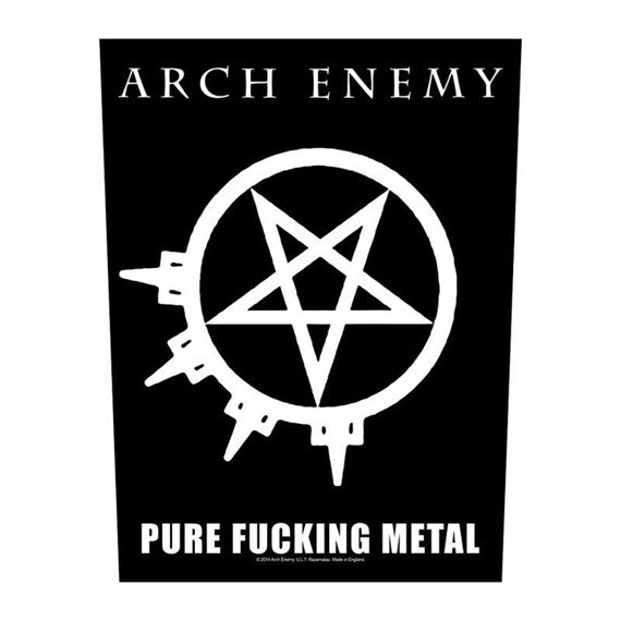ekran ARCH ENEMY - PURE FUCKING METAL