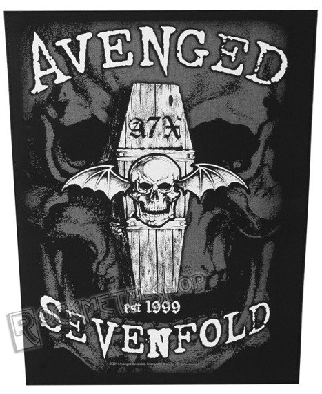 ekran AVENGED SEVENFOLD - OVERSHADOWED