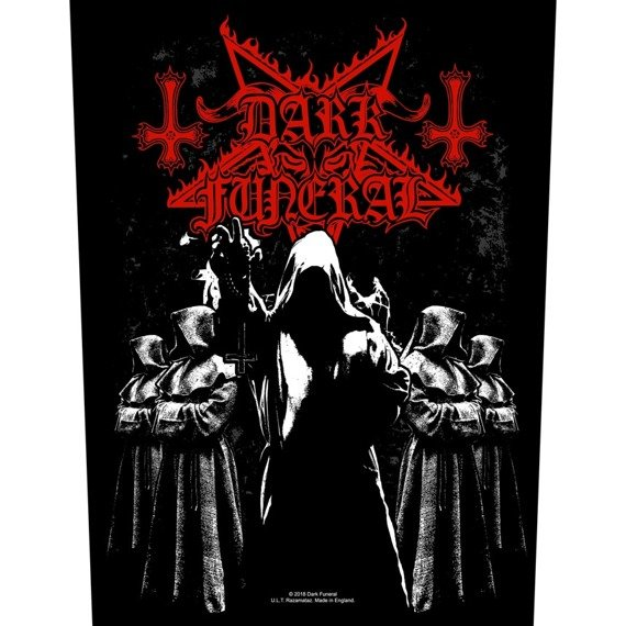ekran DARK FUNERAL - SHADOW MONKS