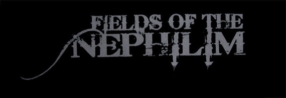 ekran FIELDS OF THE NEPHILIM - GREY LOGO