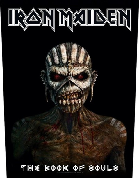 ekran IRON MAIDEN - THE BOOK OF SOULS