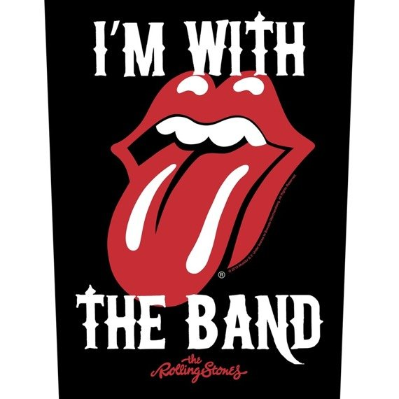 ekran THE ROLLING STONES - I'M WITH THE BAND