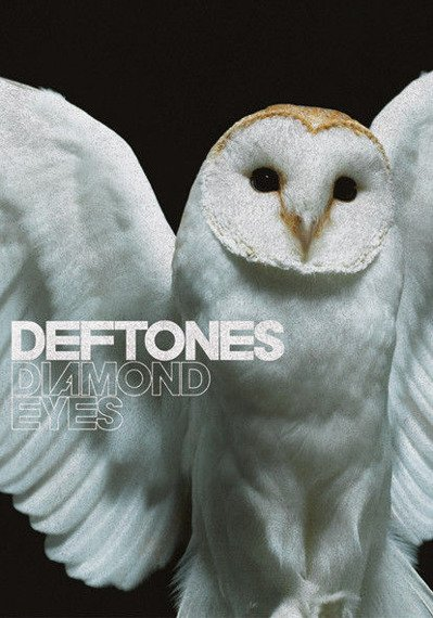 flaga DEFTONES - DIAMOND EYES